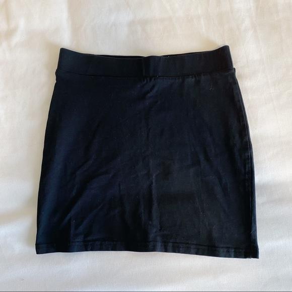 H&M pencil mini skirt